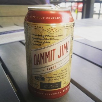 New Republic Brewing - Dammit Jim! - College Station, Tx