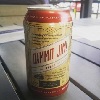 New Republic Brewing - Dammit Jim! - College Station, Tx