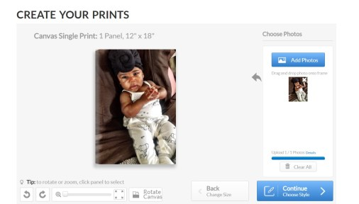 Affordable Canvas Prints