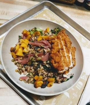 Harvest Salad - DIsh Society