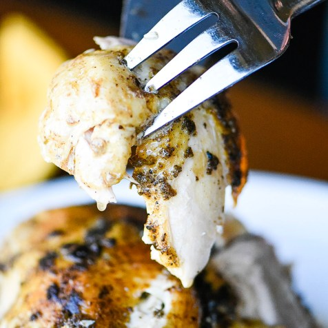 Instant Pot Whole Roasted Chicken - Dude That Cookz