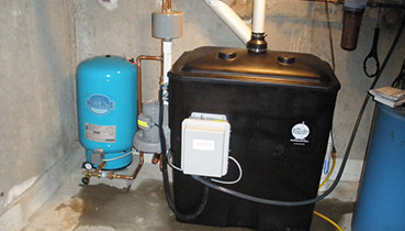 radon water removal ct