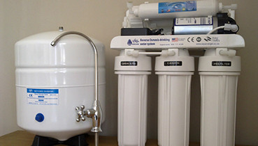 reverse osmosis filter installation ct