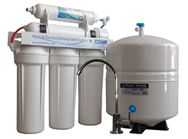 ct reverse osmosis system installation
