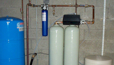 water softener installation ct