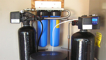 nitrate filtration system installation in ct