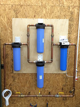 sediment filter installation ct