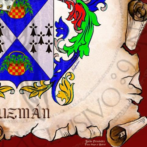 Azulejo 15x15 cm Impreso con 1 apellido