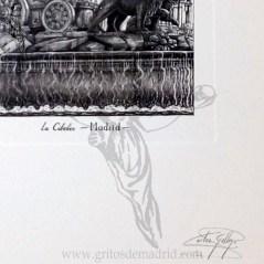 La Cibeles y el Palacio de Cibeles