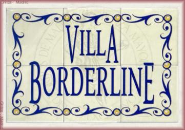MURAL VILLA BORDERLINE