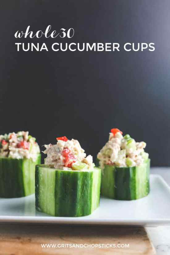 WHOLE30-tuna-cucumber-cups