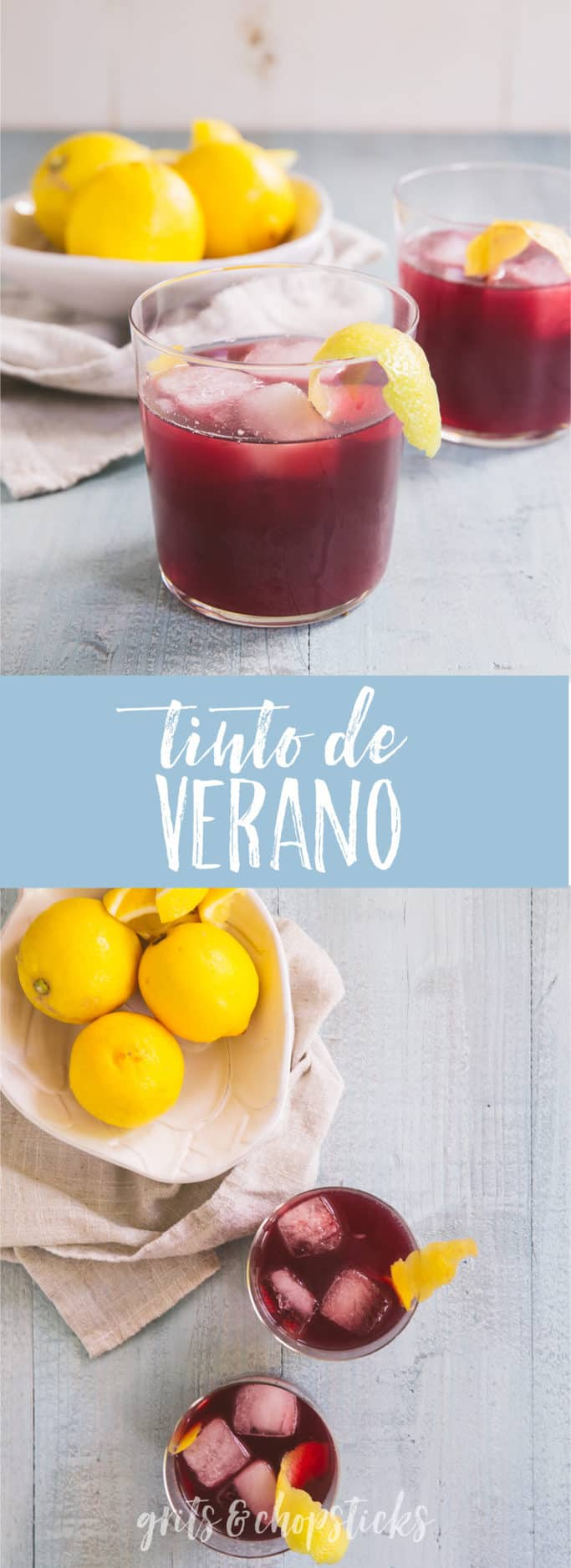 Try this tinto de verano (Spanish red wine cocktail) this spring for an easy-drinking cocktail (plus stories and pics of travel to Madrid and Toledo, Spain!