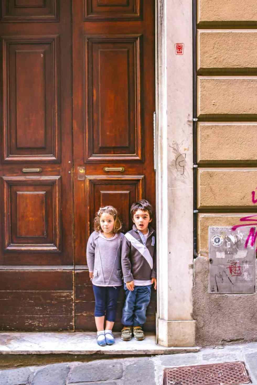 genoa italy kids