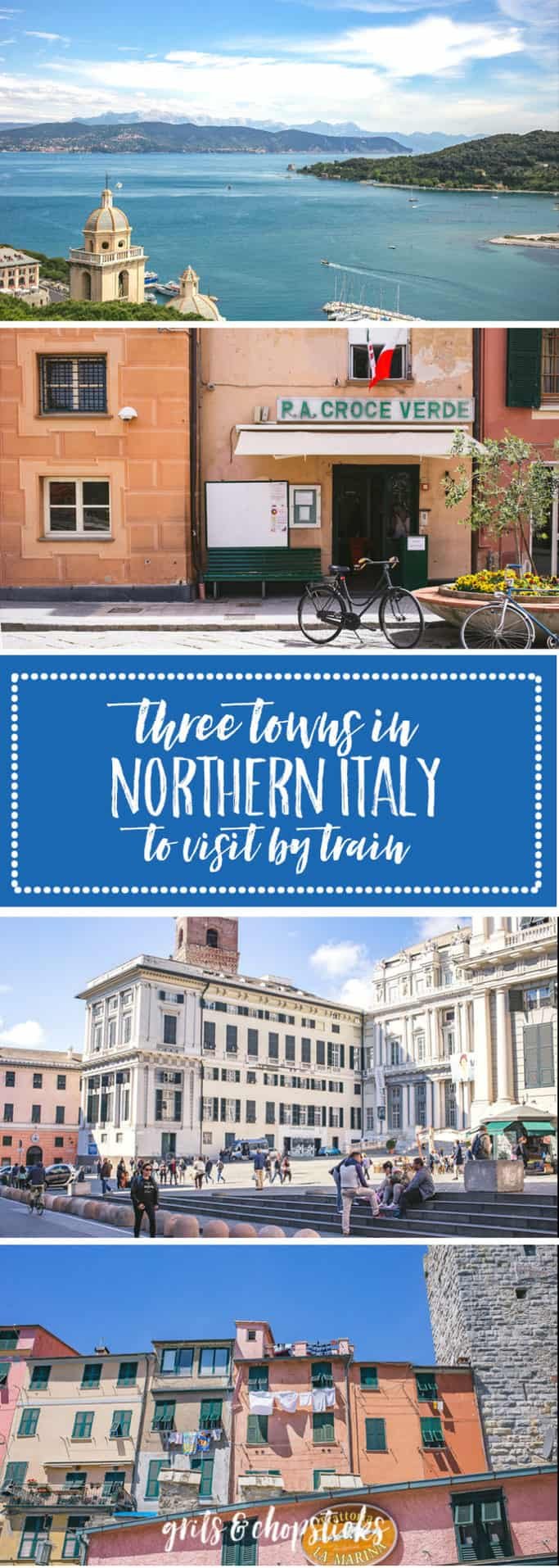 three towns in northern italy to travel to by train