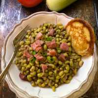 Southern Pink Lady Peas
