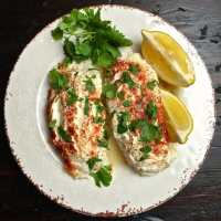Easy Baked Parmesan Grouper Fillets