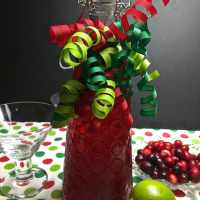 How to Make Cranberry Infused Vodka
