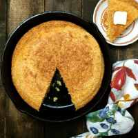 Old Fashioned Southern Cornbread