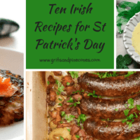Ten Irish Recipes for St Patrick's Day