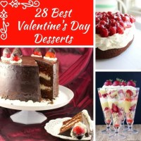 28 Best Valentine's Day Desserts