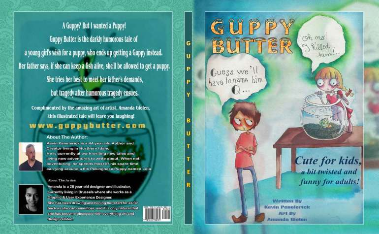 Guppy Butter Release Day