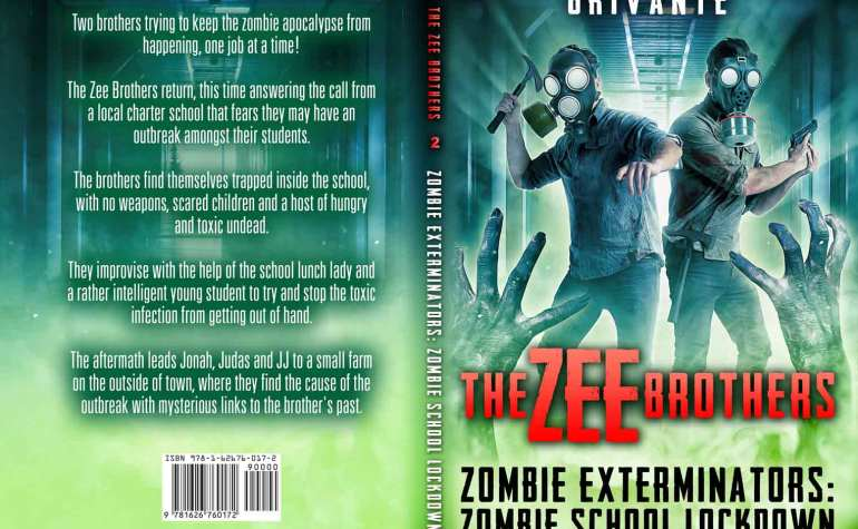 All About The Zee Brothers Vol.2 Zombie School Lockdown!