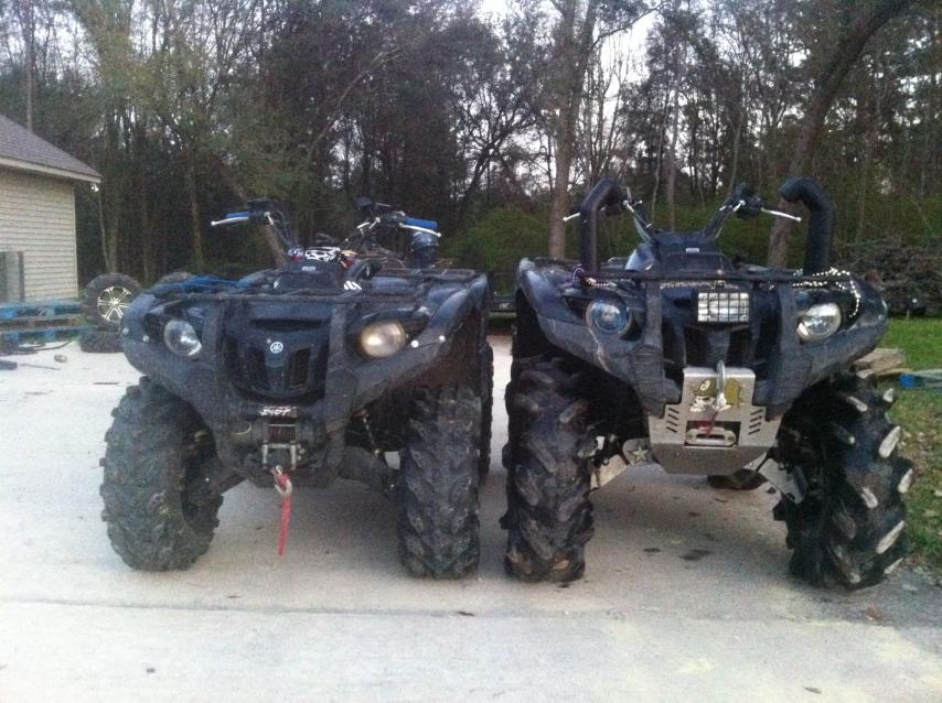 Yamaha Kodiak 400 Wiring Diagram 2001 Looking For Info On Wheel Spacers And Lift Kit Yamaha