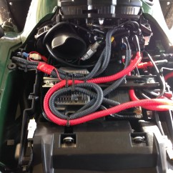 Yamaha 350 Warrior Wiring Diagram Pwm For Hho Systems Under The Hood Winch Contactor Install On 2014 Grizzly 700 Eps - Atv Forum