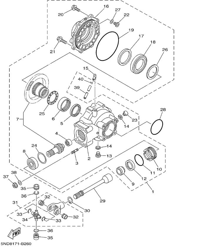 Yamaha Kodiak 400 Wiring Harness : 32 Wiring Diagram