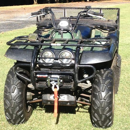 For Atv Winch Wiring Grizzly 97 Kodiak Amp Engo Winch Install Yamaha Grizzly Atv Forum