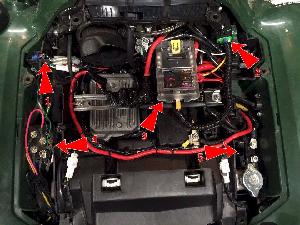 Yamaha Wolverine 350 Wiring Diagram Best Place To Wire Winch Yamaha Grizzly Atv Forum