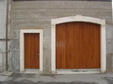 Kameni ulazni portal - Varaždin (1)