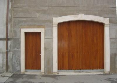 Kameni ulazni portal – Varaždin