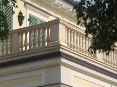 Kurija - balustrade (1)