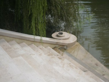 Kurija - stepenice i ''puž'' (1)