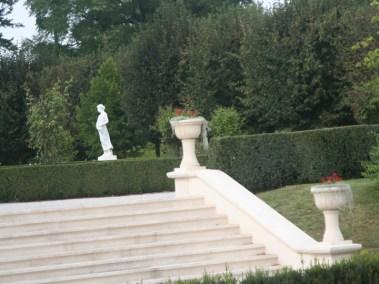 Kurija - uređenje stepenica (6)