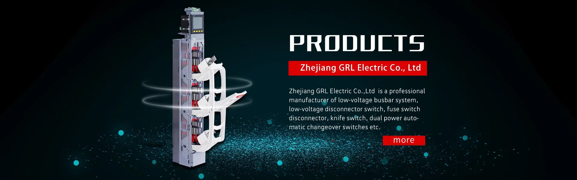 hight resolution of china switch busbar system distribution box suppliers factory zhejiang grl electric co ltd