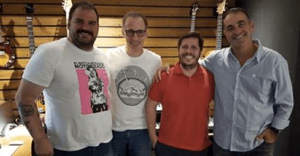 Grupo Sambô assina com a Ditto Music – Portal GRNEWS