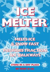 Ice Melter - 20 lbs