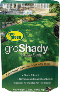 Gro Green groShady Grass Seed - 2 lbs