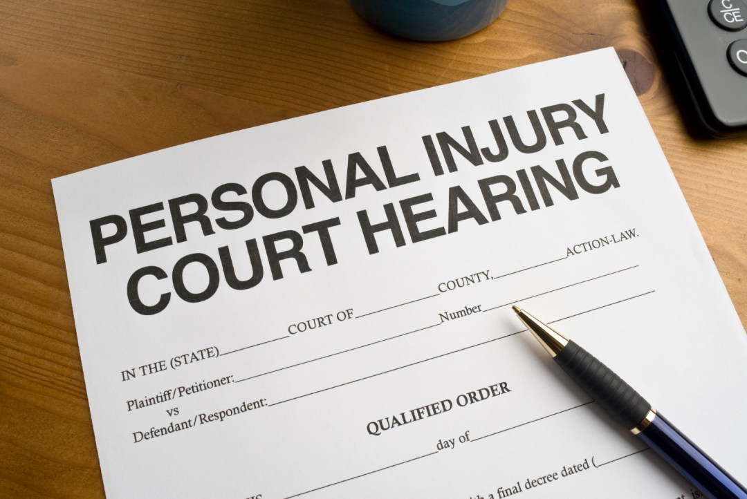 personal injury claims attorneys