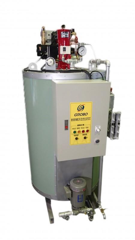 鍋爐│熱風機│塗佈乾燥-增大熱能GROBO-產品型錄