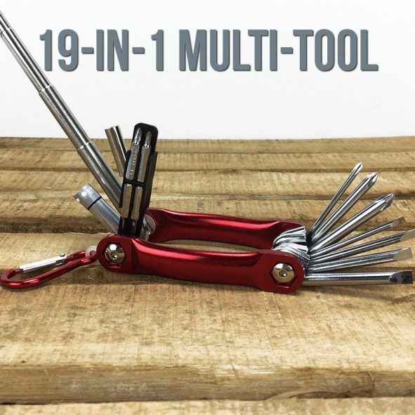 19 In 1 Multi Tool Just $8! Down From $33! Ships FREE!