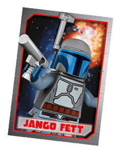 FREE LEGO Star Wars Character Cards!