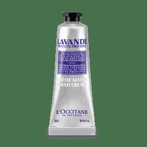 FREE Sample of L'Occitane Lavender Hand Cream!