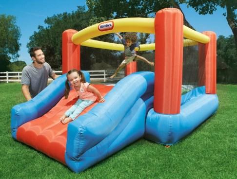 Little Tikes Jr. Jump 'n Slide Bouncer Just $129! (Was $200)
