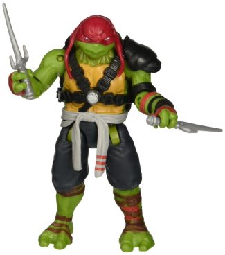 TMNT Out Of The Shadows Raphael Figure Just $7.99! (Was $12)