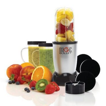 Magic Bullet 11-pc. Blending System Only $25.49!