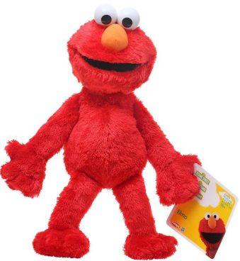 Playskool Sesame Street Elmo Jumbo Plush Just $10.44! (Was $25!)