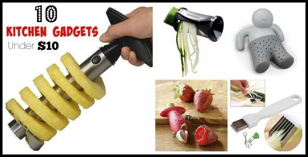 10 Kitchen Gadgets Under $10